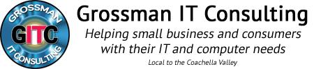 Grossman IT Consulting Logo